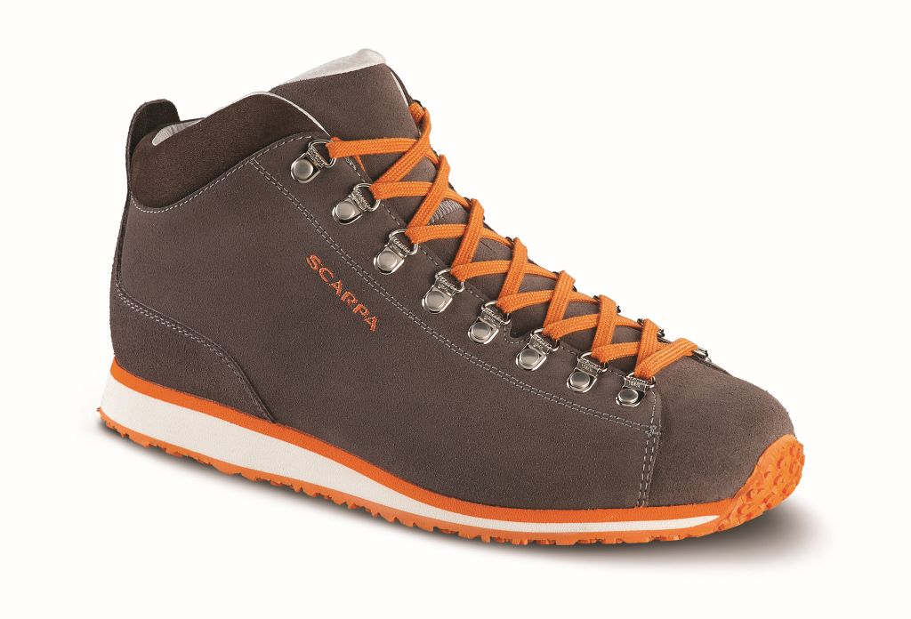 Scarpa Primitive Lite Charcoal/orange-30