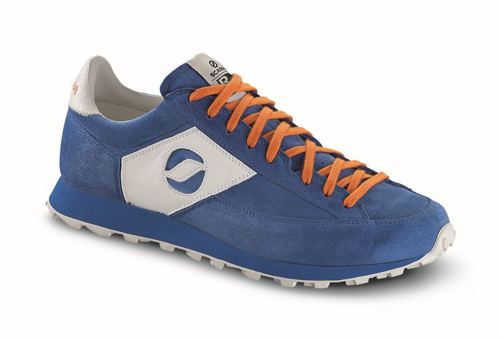 Scarpa R5t nautical blue/orange-30