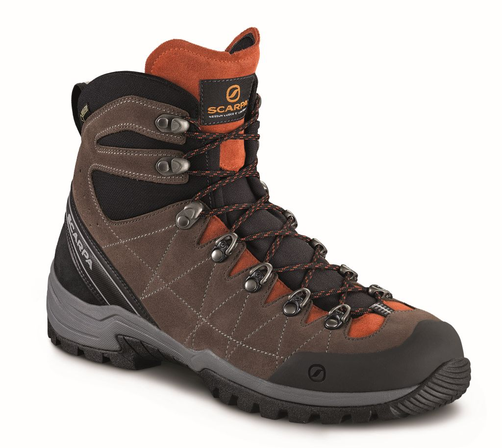 Scarpa R-Evo GTX Coffee/rust-30
