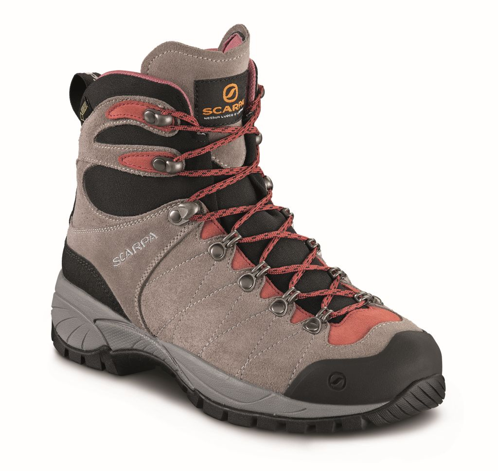 Scarpa R-Evo GTX Wmn Taupe/old rose-30