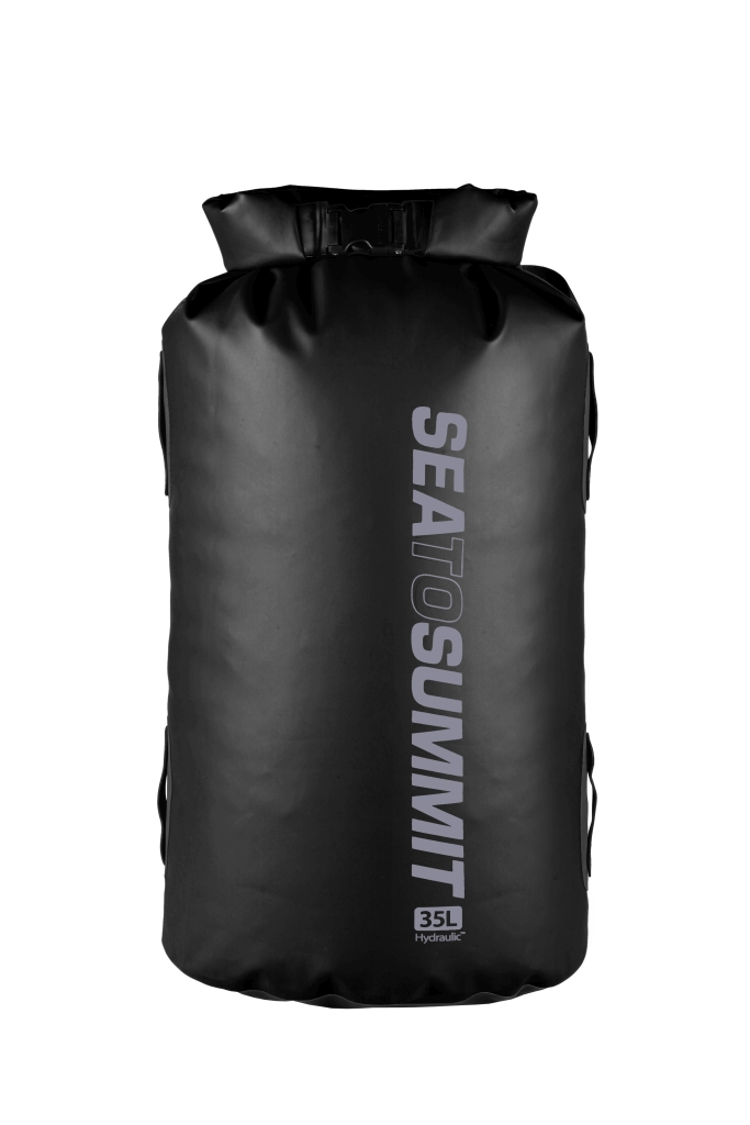 Sea To Summit Hydraulic Dry Bag with Harness 35 L Black-30