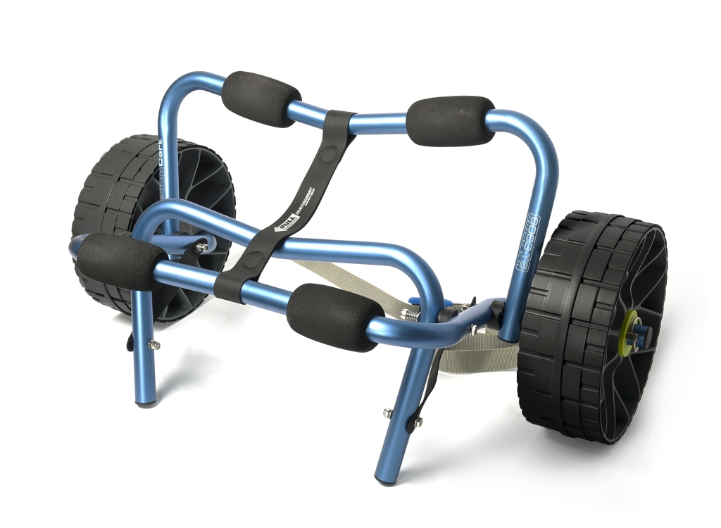 Sea To Summit Medium Cart solid wheels Blue-30