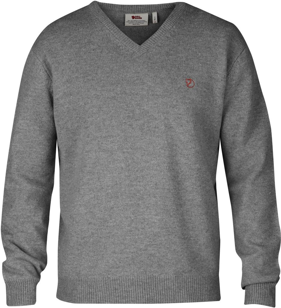 FjallRaven Shepparton Sweater Grey-30