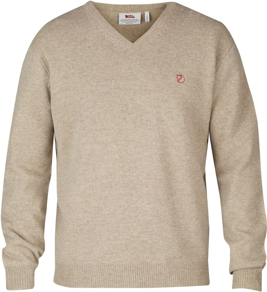 FjallRaven Shepparton Sweater Sand-30