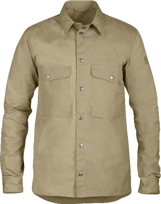 FjallRaven Shirt No. 4 Sand-30