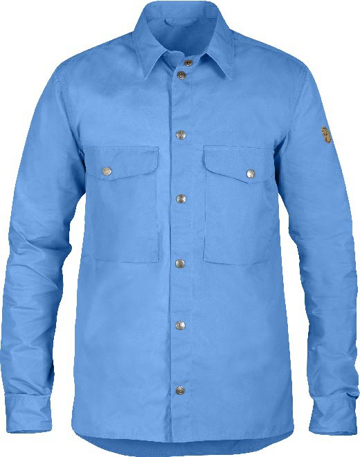 FjallRaven Shirt No. 4 UN Blue-30