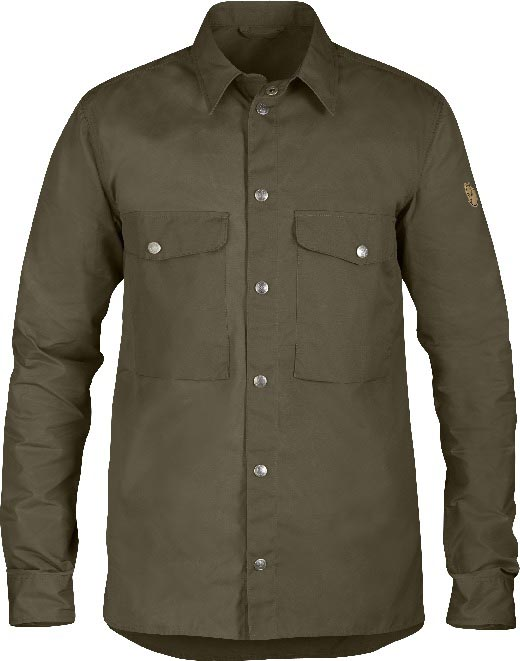 FjallRaven Shirt No. 4 Tarmac-30