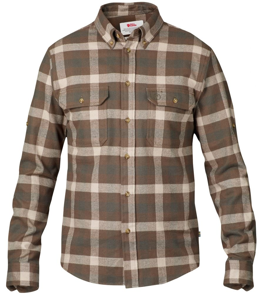 FjallRaven Skog Shirt New Moss-30