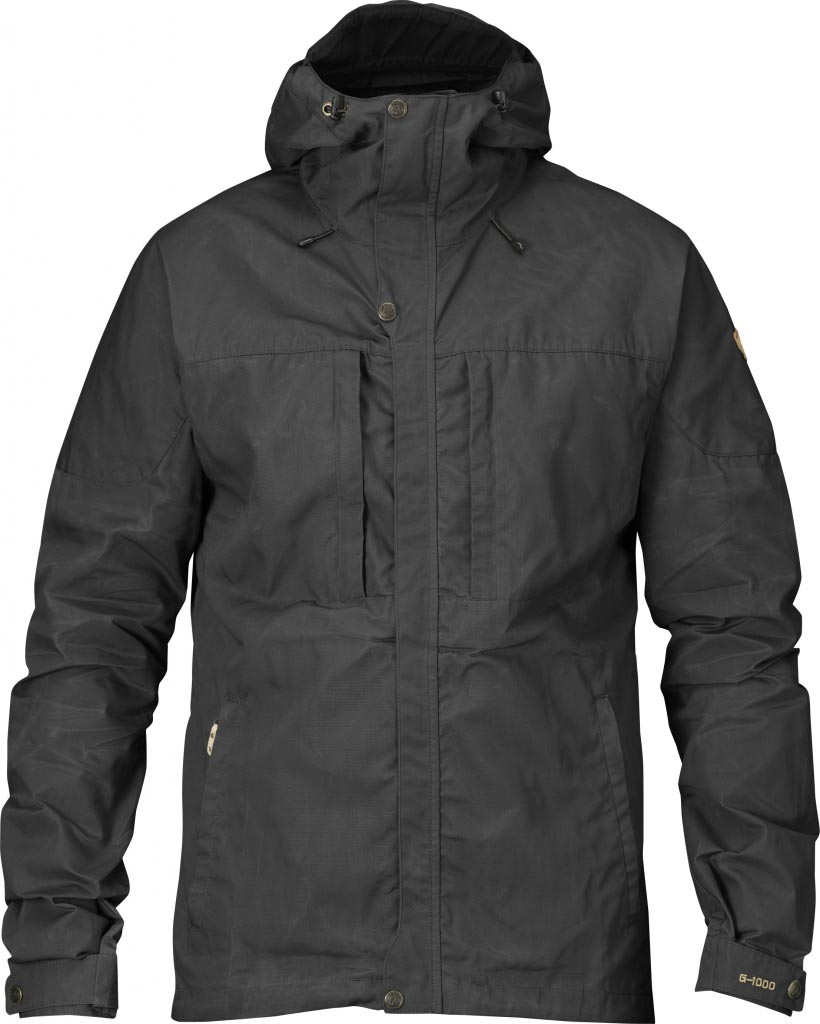 FjallRaven Skogsö Jacket Dark Grey-30
