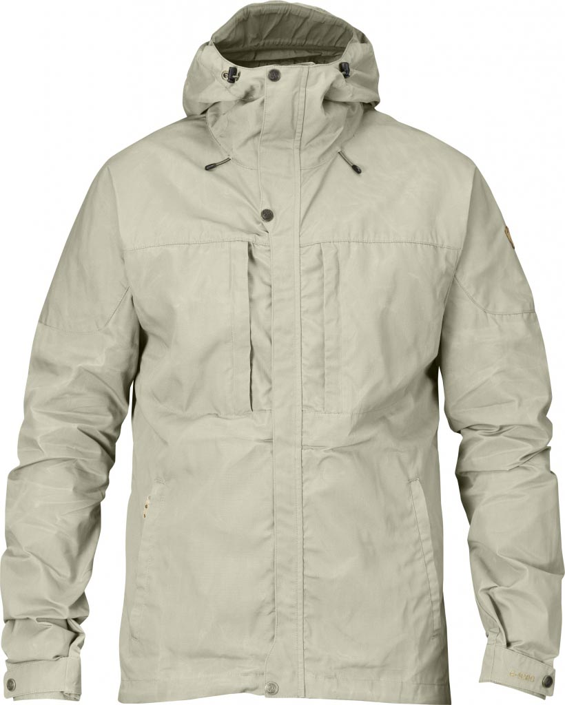 FjallRaven Skogsö Jacket Light Beige-30