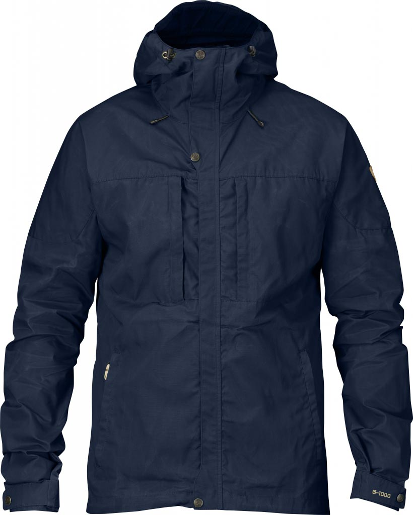 FjallRaven Skogsö Jacket Black-30