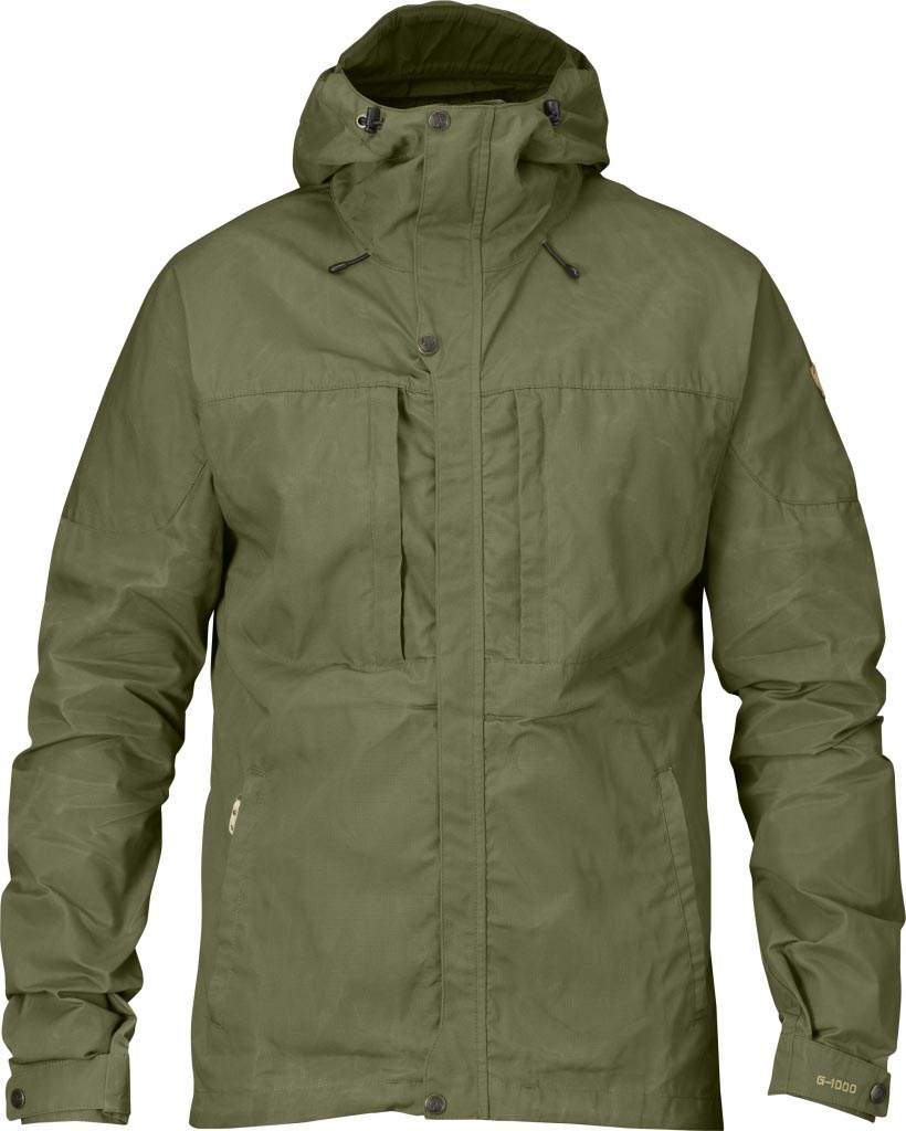 FjallRaven Skogsö Jacket Green-30