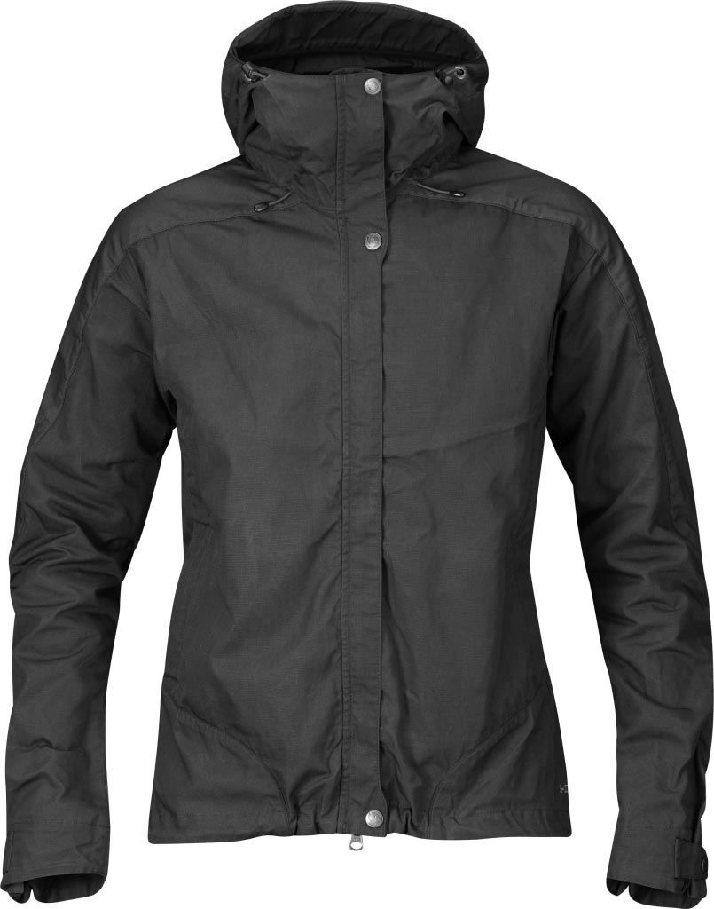 FjallRaven Skogsö Jacket Women Black-30