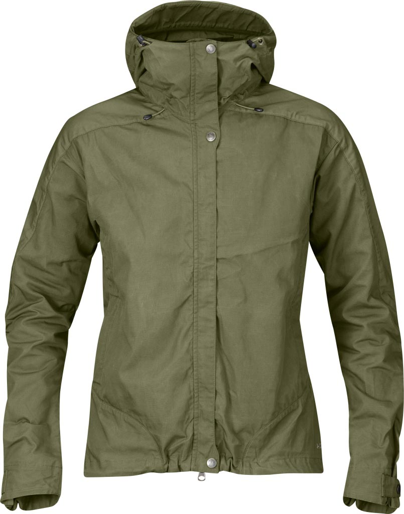 FjallRaven Skogsö Jacket Women Green-30
