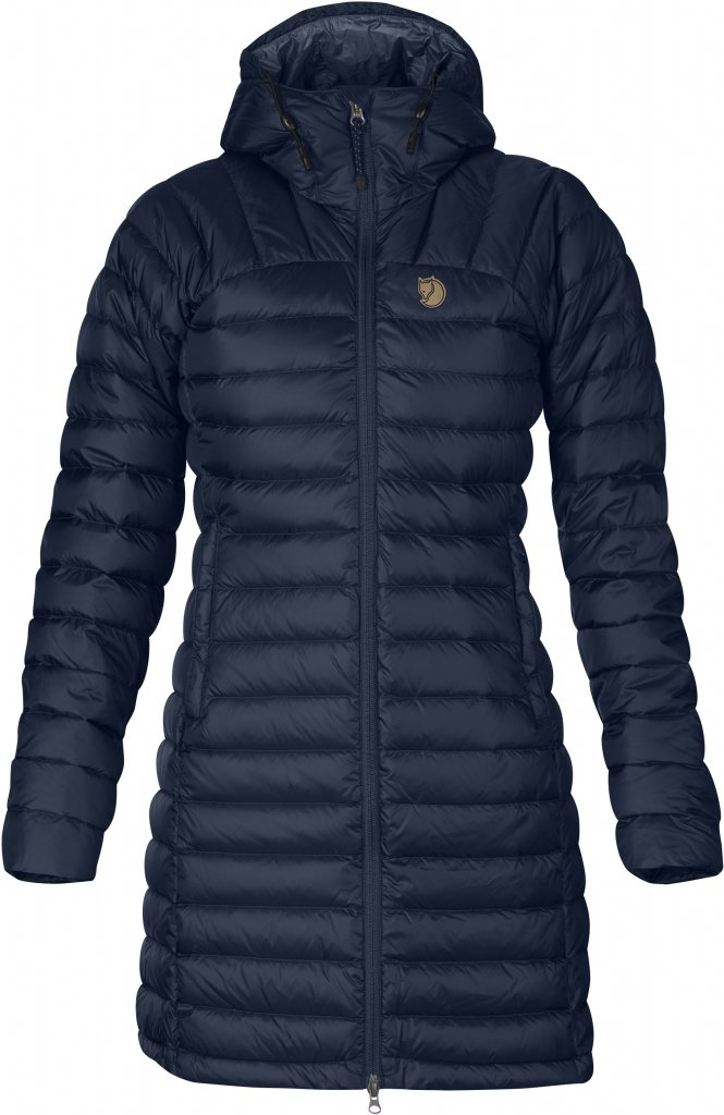 FjallRaven Snow Flake Parka Dark Navy-30