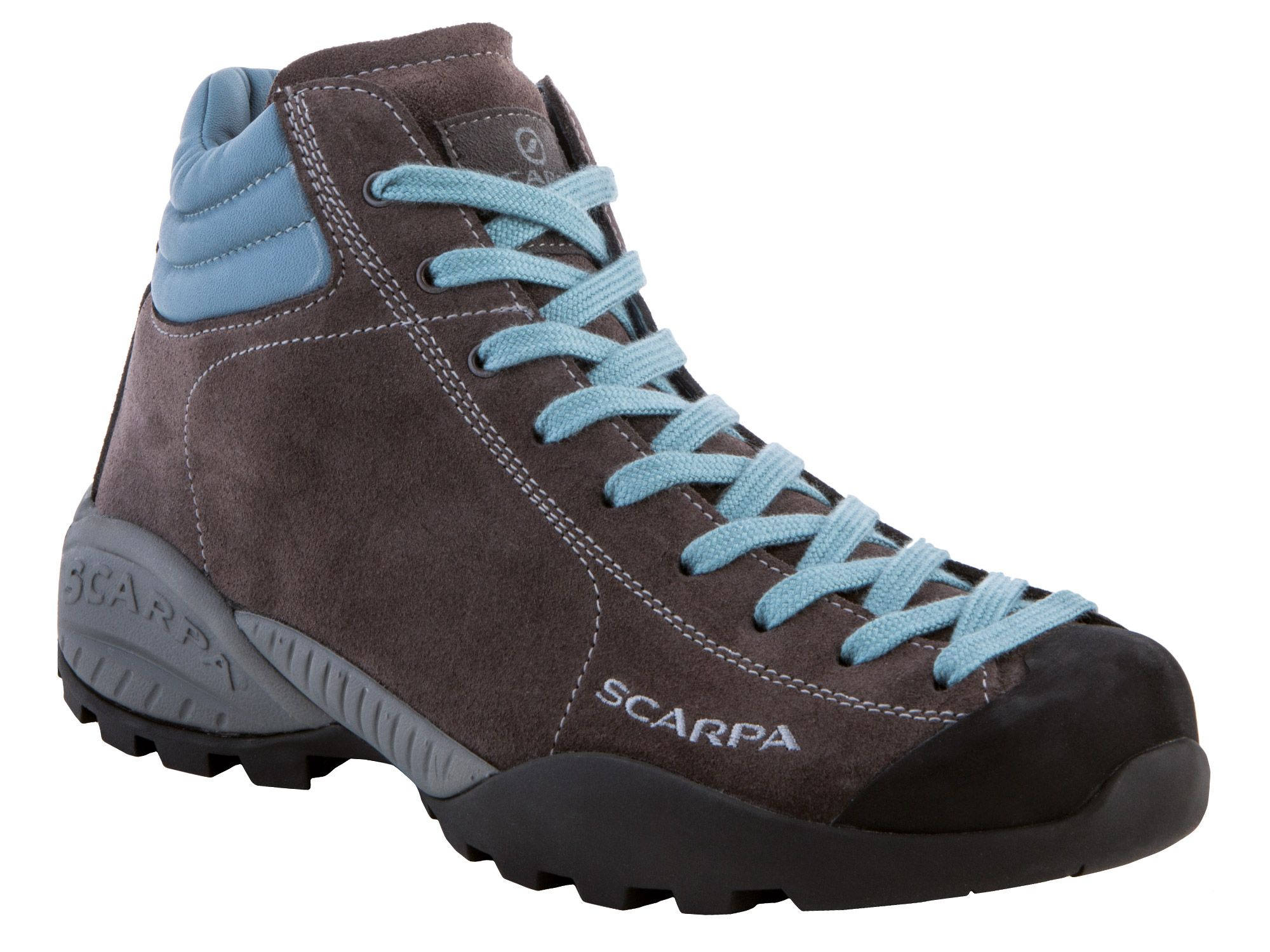 Scarpa Mojito Plus GTX Charcoal/Dark Green-30
