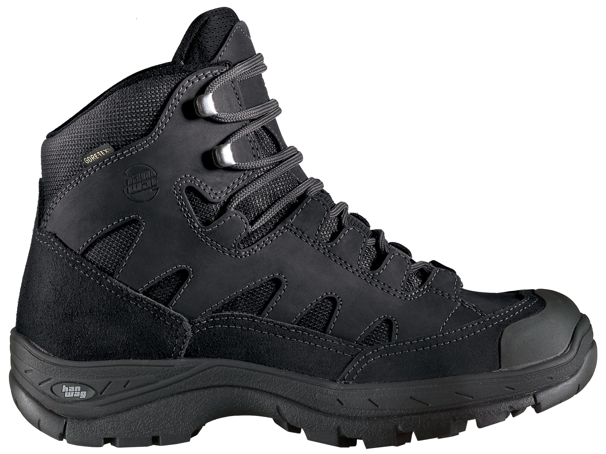 Hanwag Xerro Plus Winter Lady GTX Black – Schwarz-30