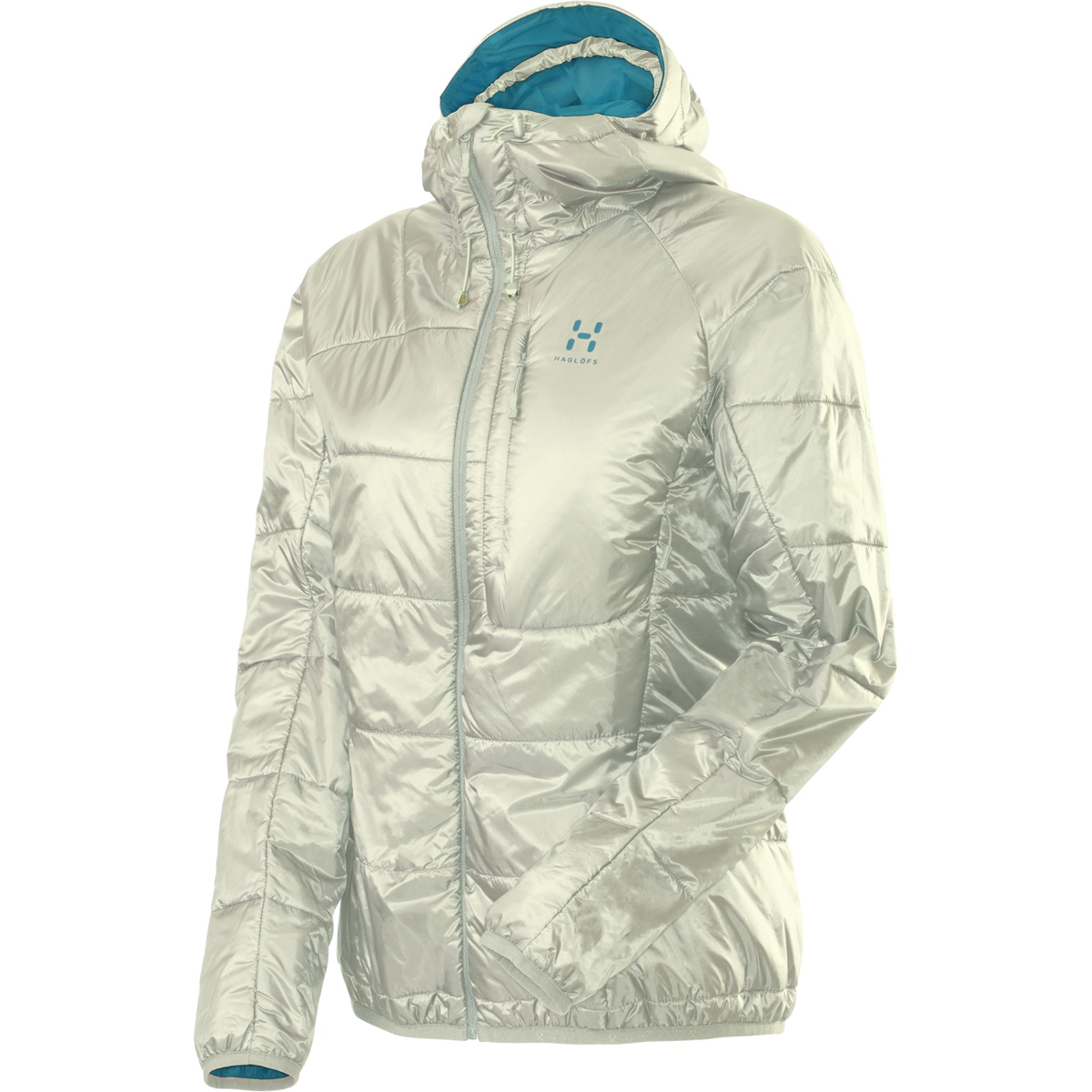 Haglofs Barrier Pro II Q Jacket Bluebird/Soft White-30