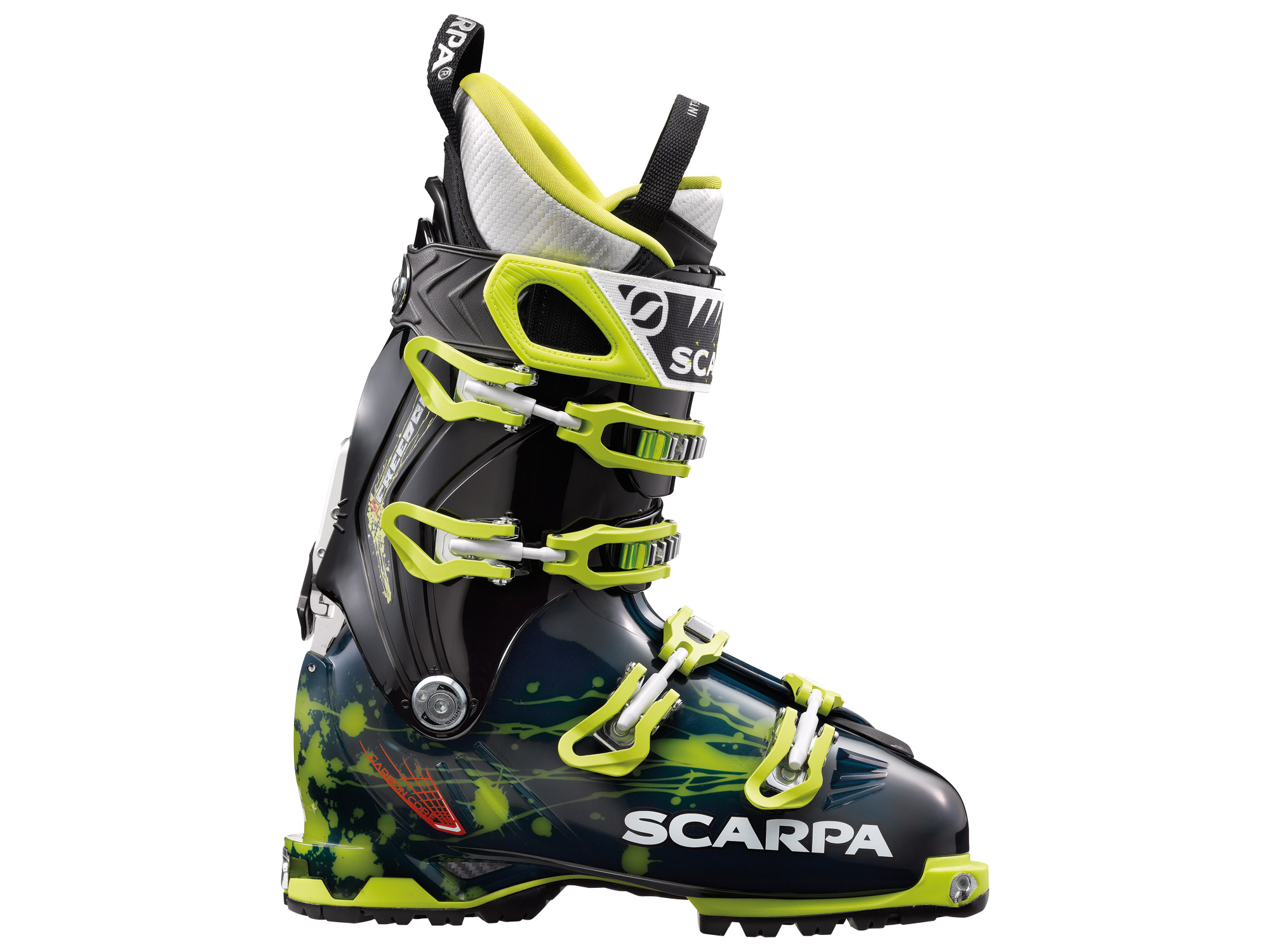 Scarpa Freedom SL Ink blue/lime-30