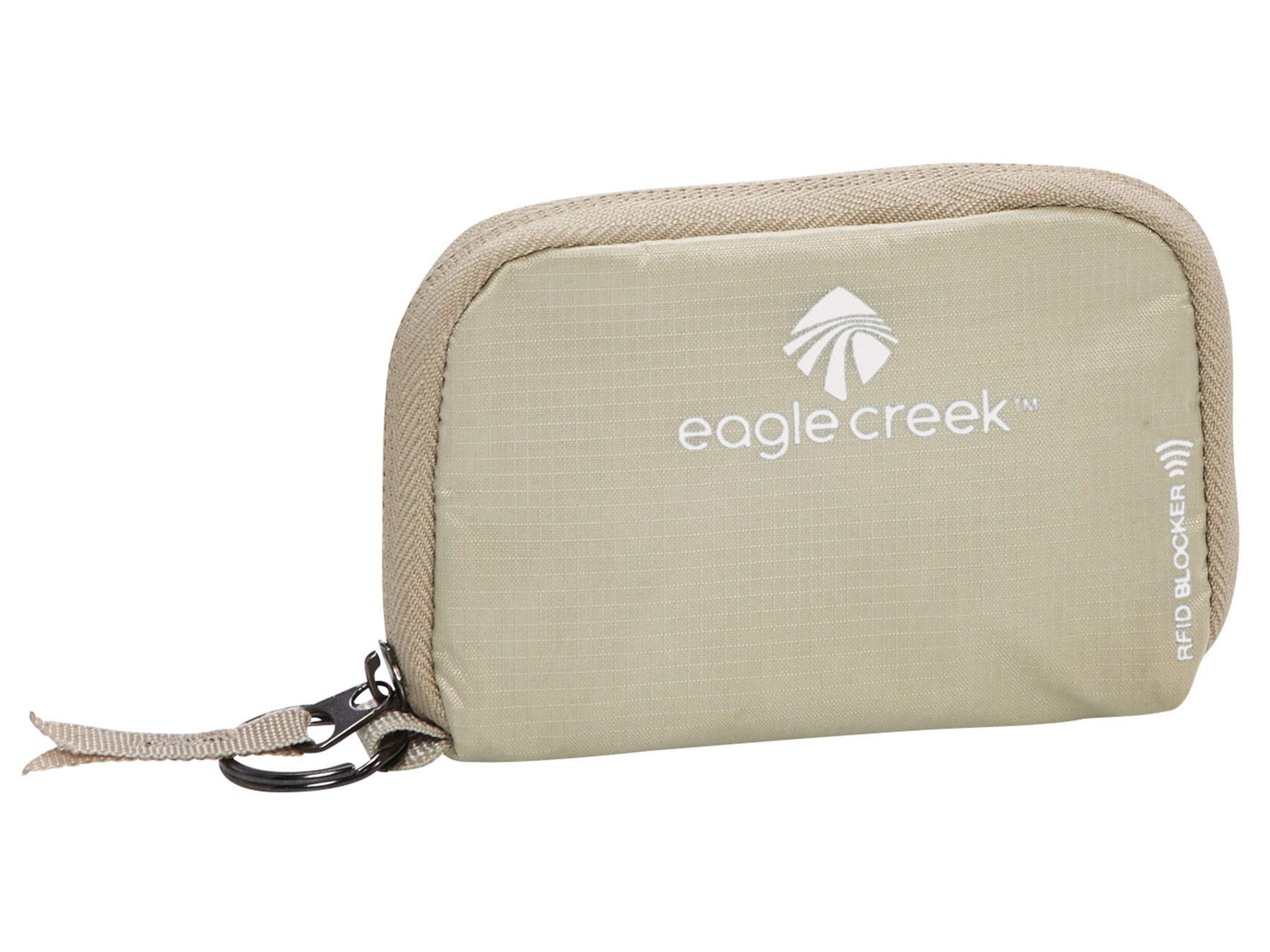 Eagle Creek RFID Blocker Zip Stash Tan-30
