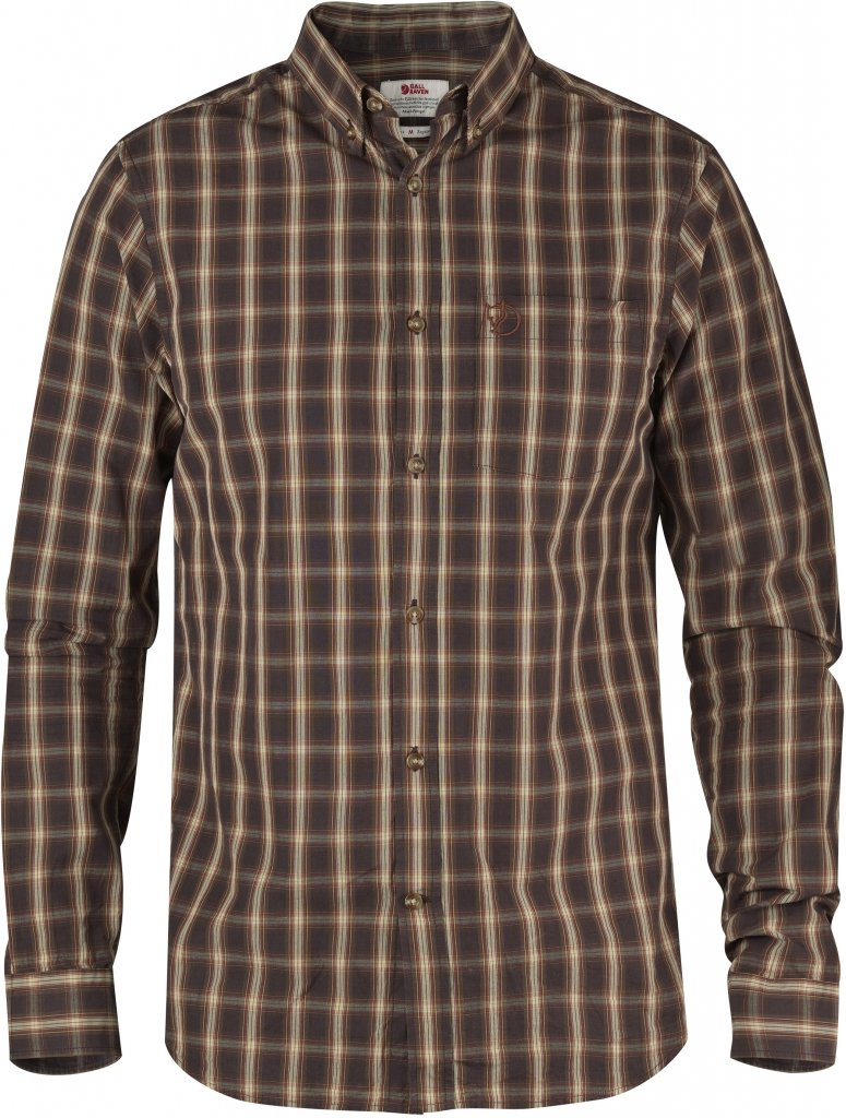 FjallRaven Sormland Shirt LS Autumn Leaf-30