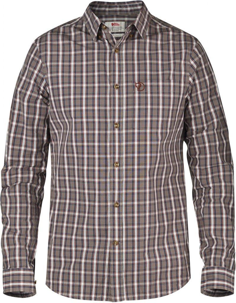 FjallRaven Sormland Shirt LS Taupe-30