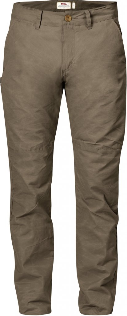 FjallRaven Sormland Tapered Trousers Taupe-30