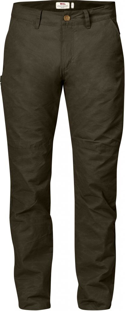 FjallRaven Sormland Tapered Trousers Dark Olive-30