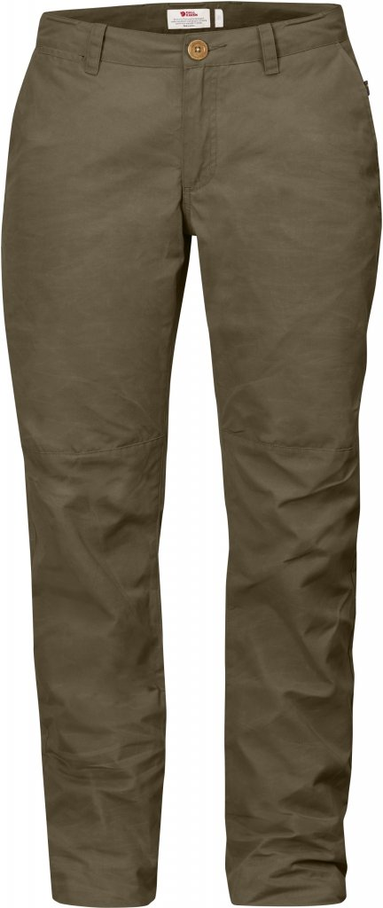 FjallRaven Sormland Tapered Trousers W Taupe-30