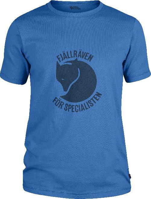 FjallRaven Specialisten T-shirt UN Blue-30
