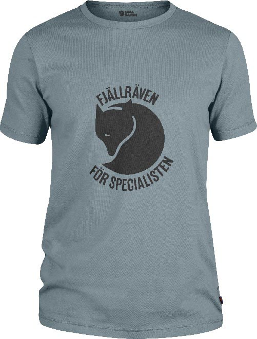FjallRaven Specialisten T-shirt Steel Blue-30