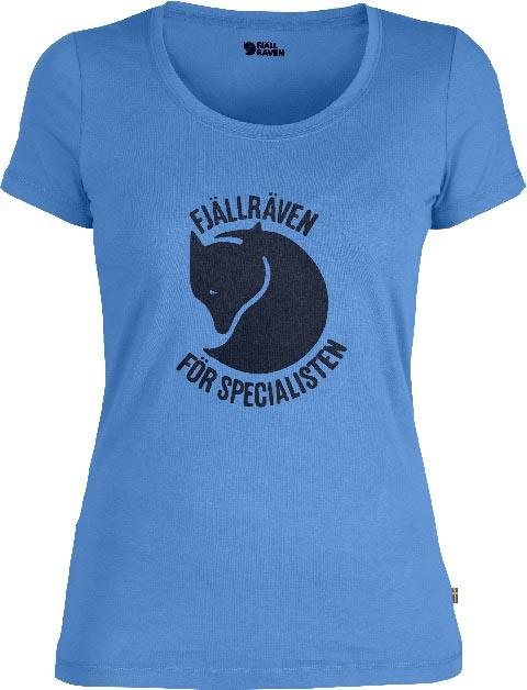 FjallRaven Specialisten T-shirt W. UN Blue-30