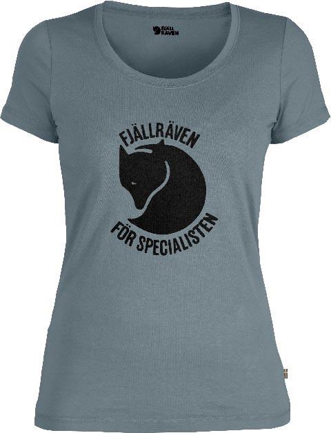 FjallRaven Specialisten T-shirt W. Steel Blue-30