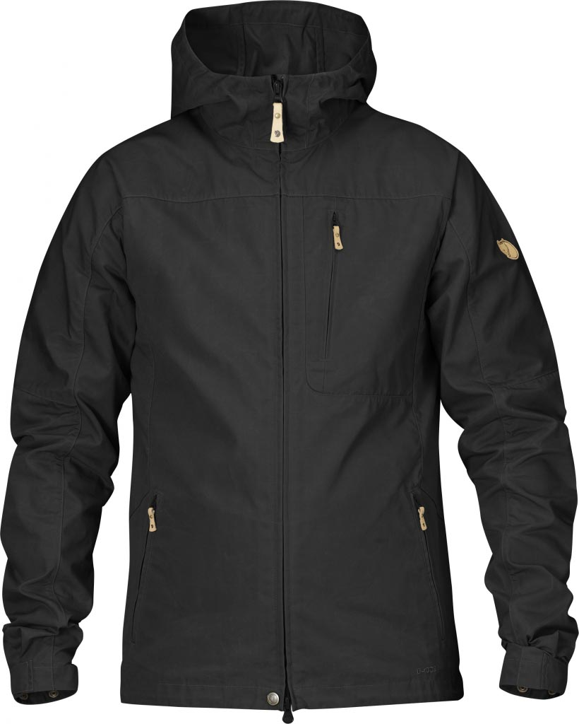 FjallRaven Sten Jacket Black-30