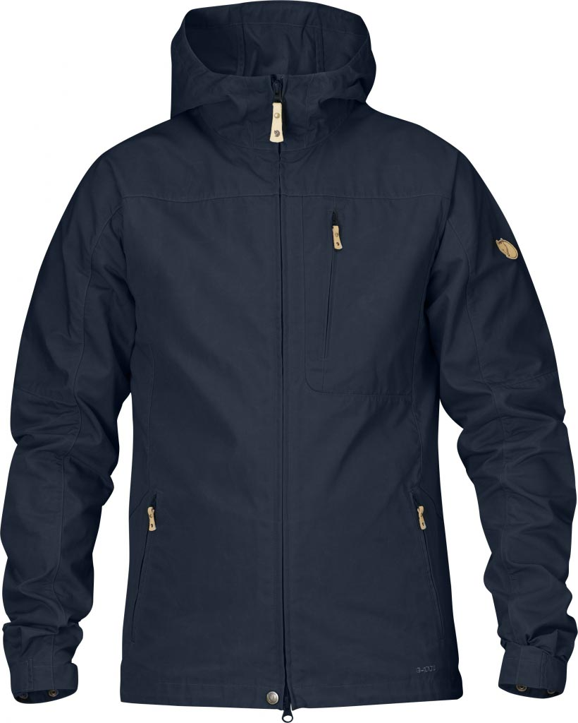 FjallRaven Sten Jacket Dark Navy-30