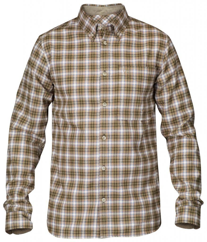 FjallRaven Stig Flannel Shirt Sand-30