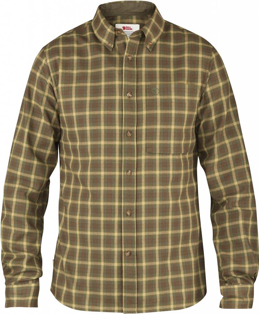 FjallRaven Stig Flannel Shirt Tarmac-30