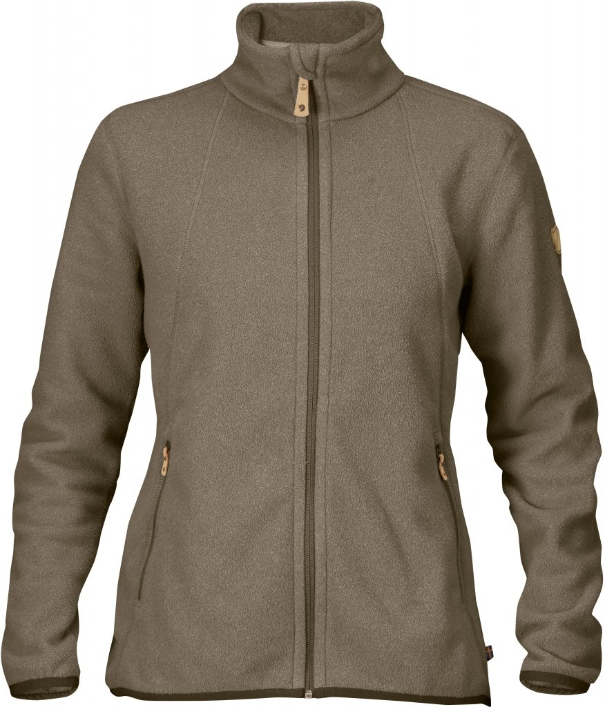 FjallRaven Stina Fleece Taupe-30