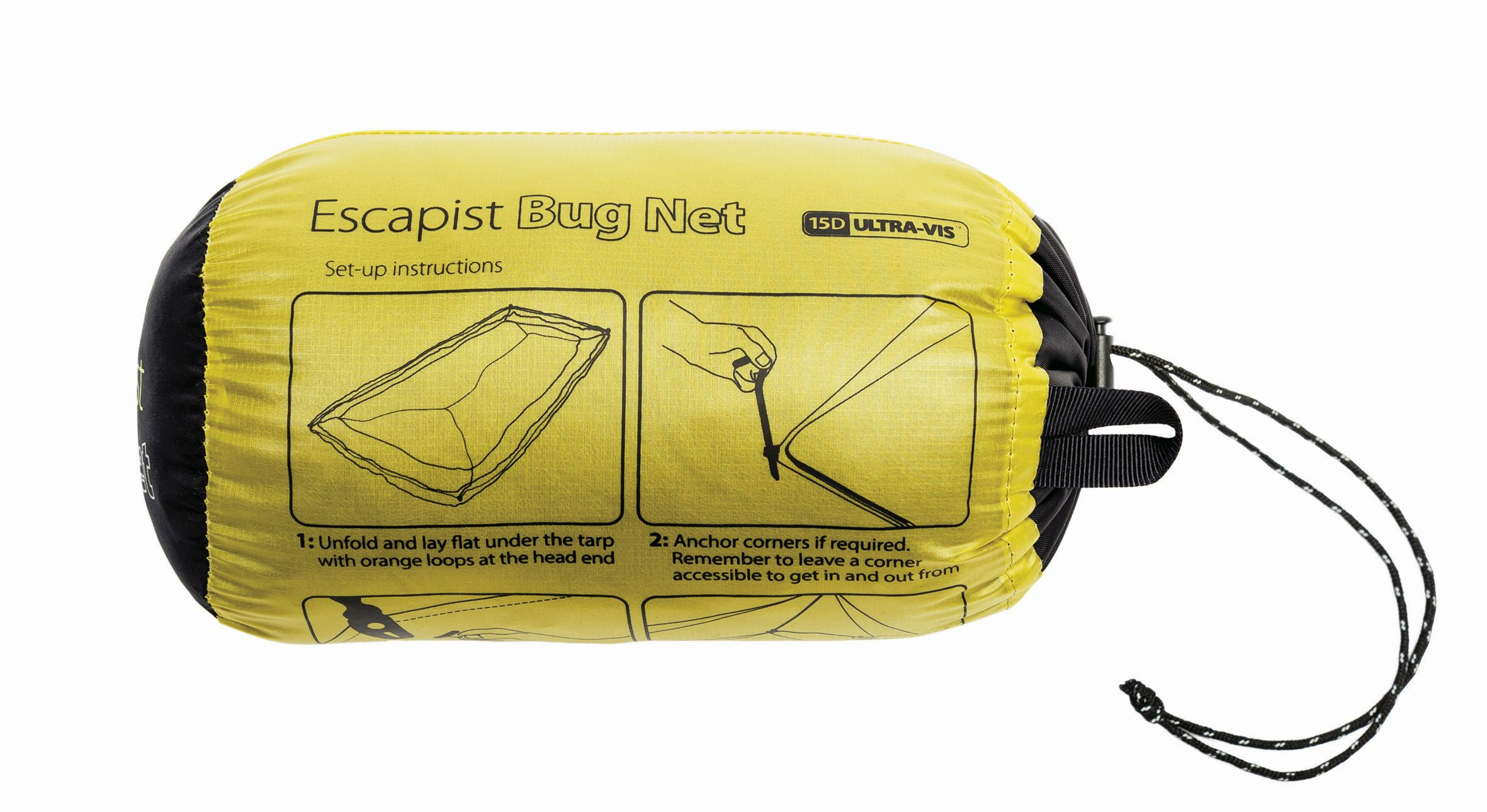 Sea To Summit Escapist Ultra-Mesh Bug Tent-30
