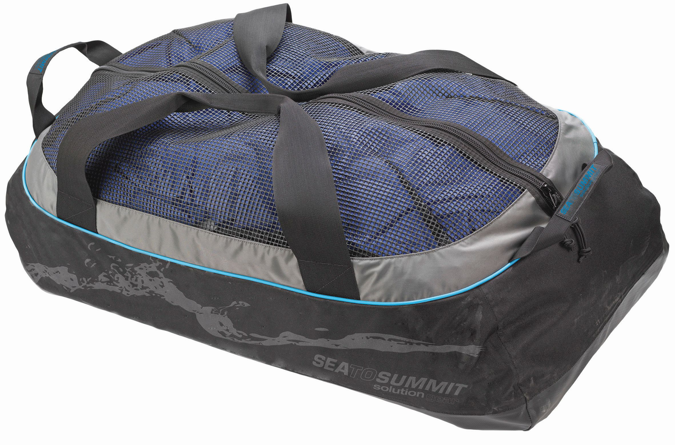 Sea To Summit Dry Mesh Duffle Large Blue-30