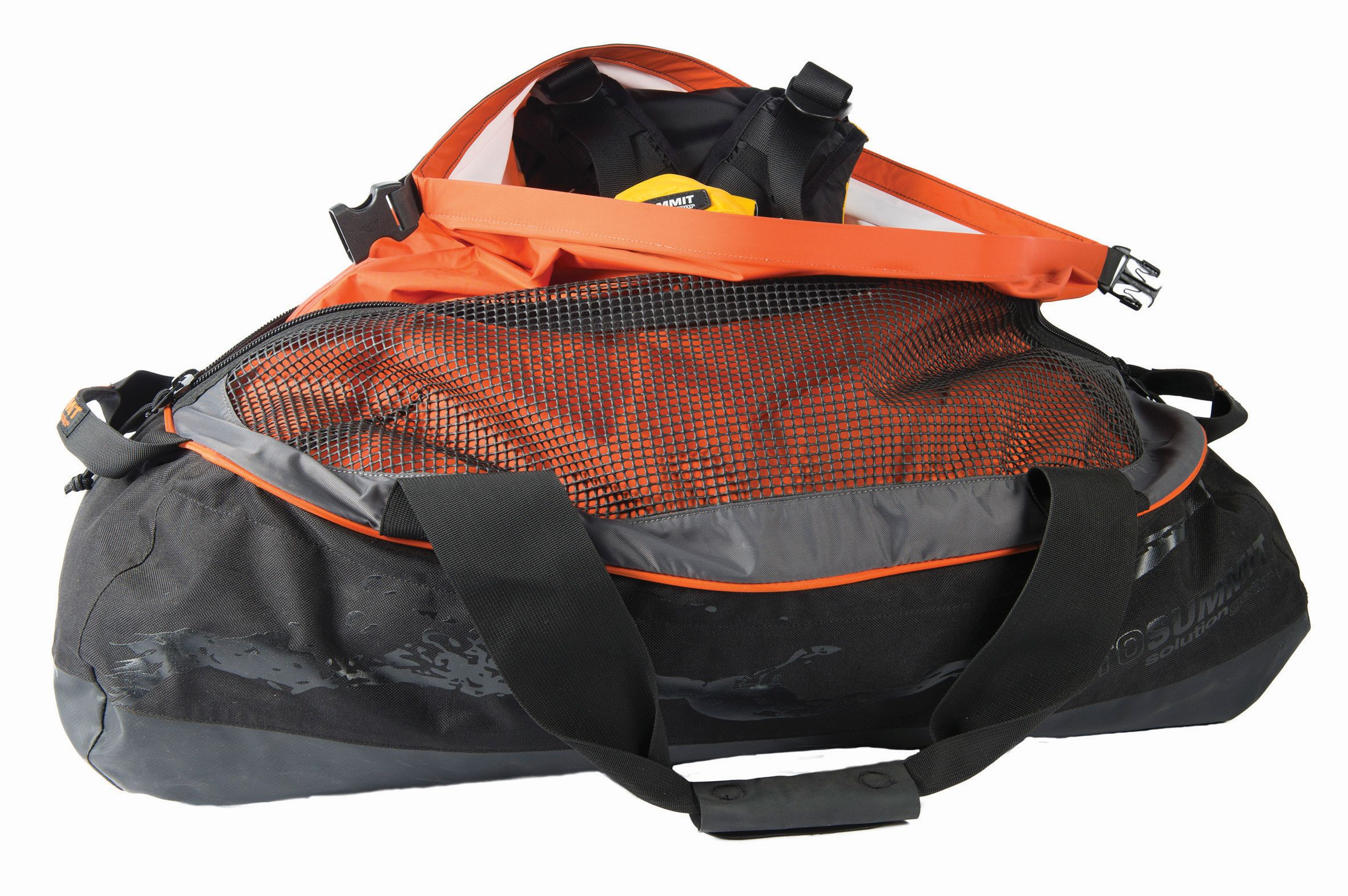 Sea To Summit Dry Mesh Duffle Medium Red-30