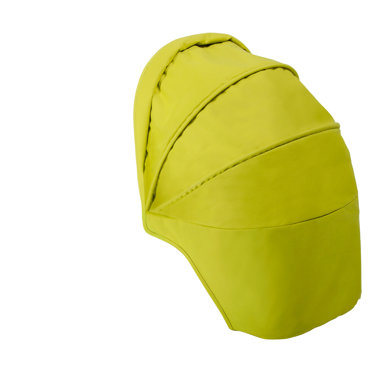 Swift/Mini/Duo carrycot sunhood LIME-30