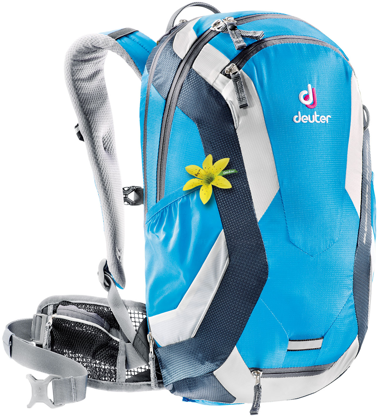 Deuter Superbike 14 EXP SL turquoise-midnight-30