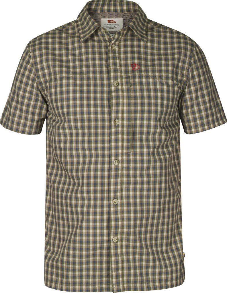 FjallRaven Svante Shirt Uncle Blue-30