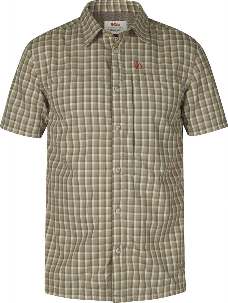 FjallRaven Svante Shirt Green-30