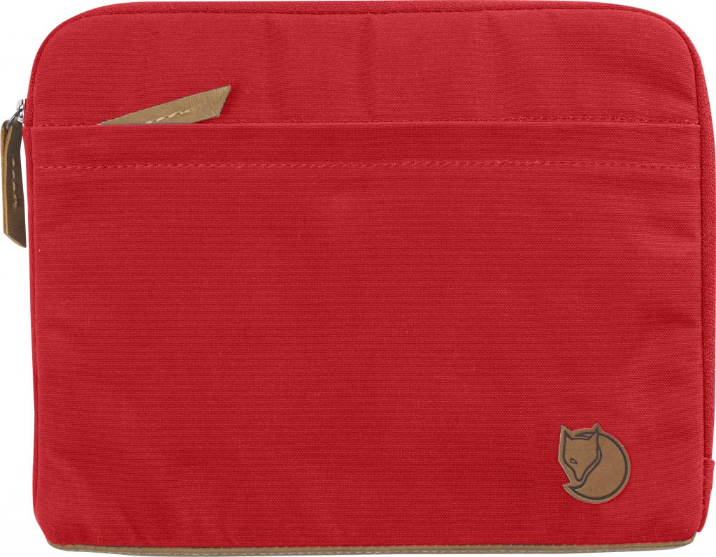 FjallRaven - Tablet Case Red - Electronic Pouches -