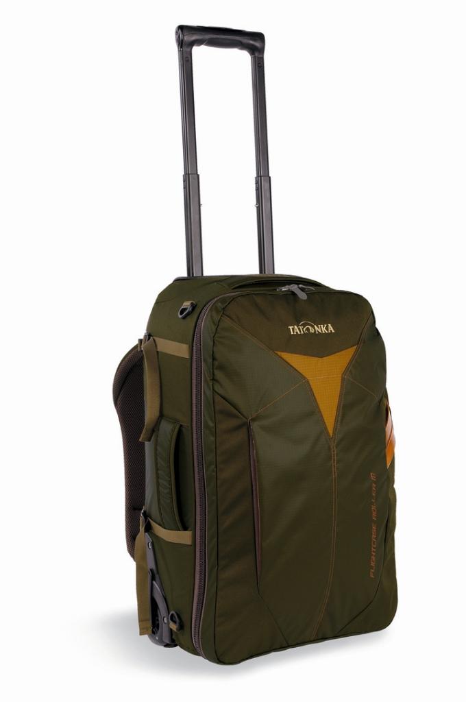 Tatonka Flightcase Roller M olive-30
