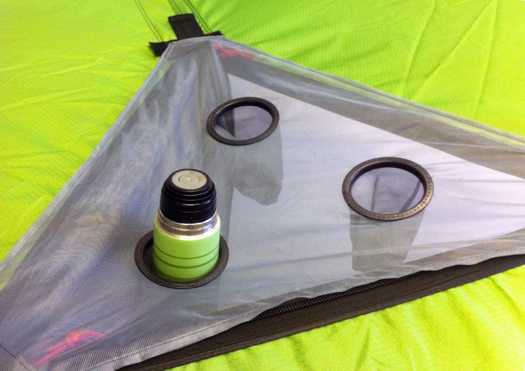 Tentsile Drinks Holder Grey Mesh-30