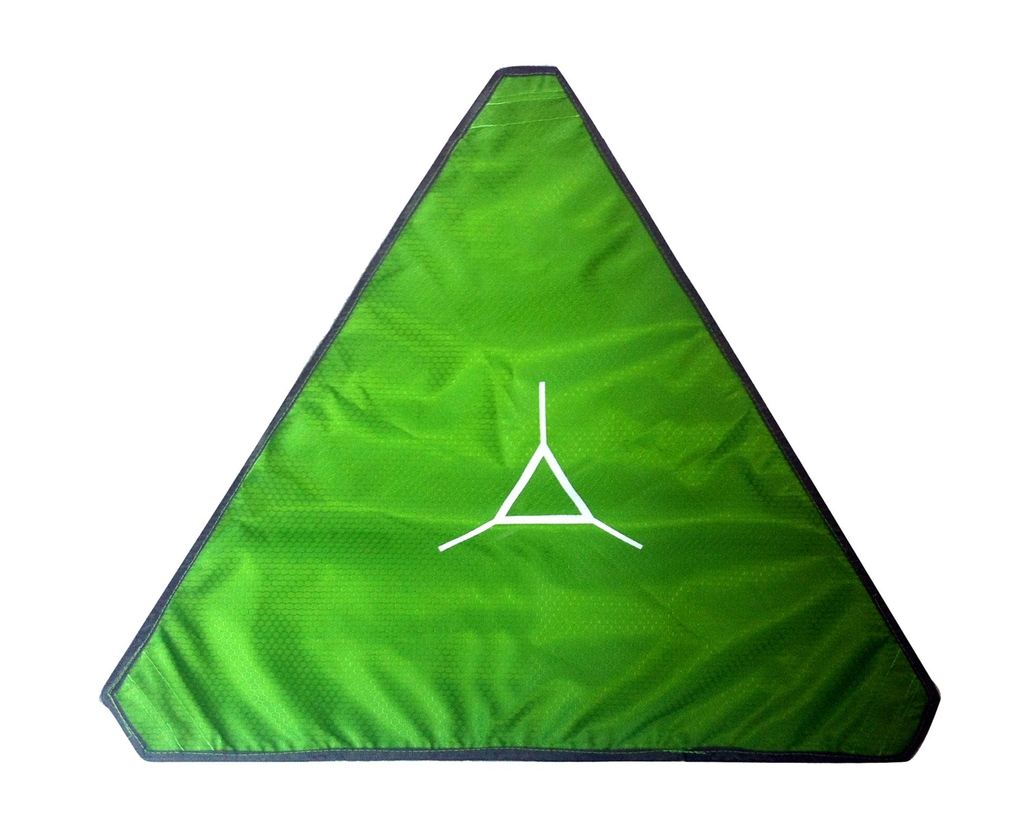 Tentsile Floor Hatch Cover Green-30