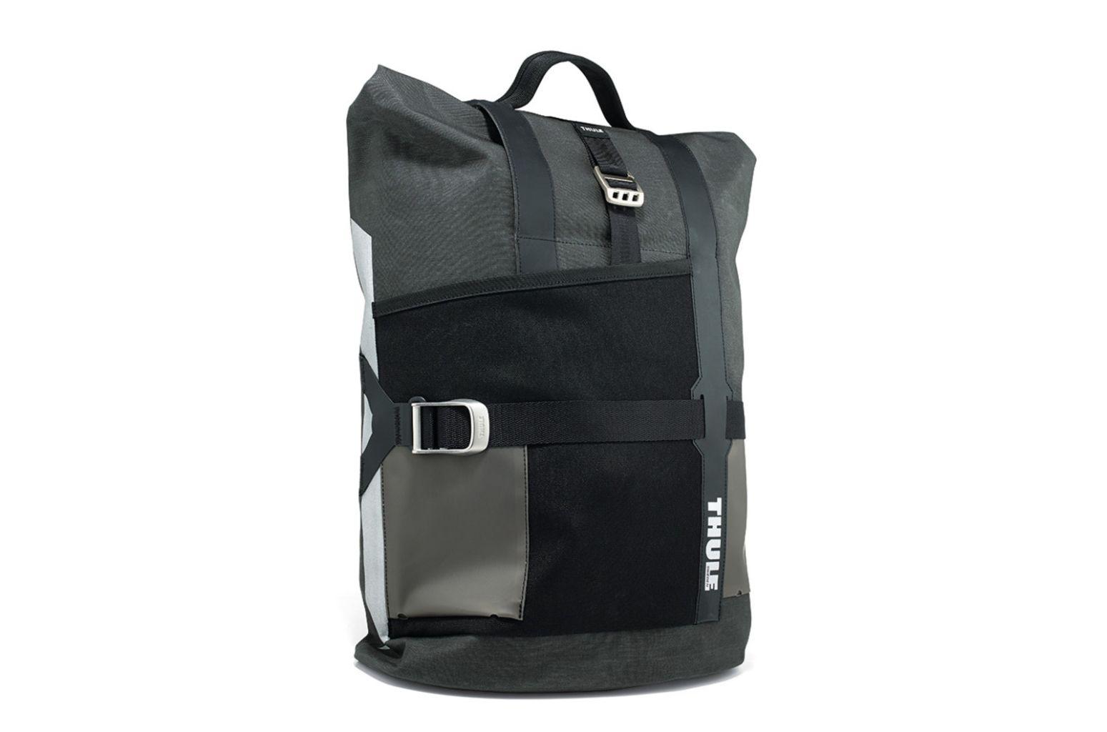 THULE Pack 'n Pedal Commuter Pannier Black-30